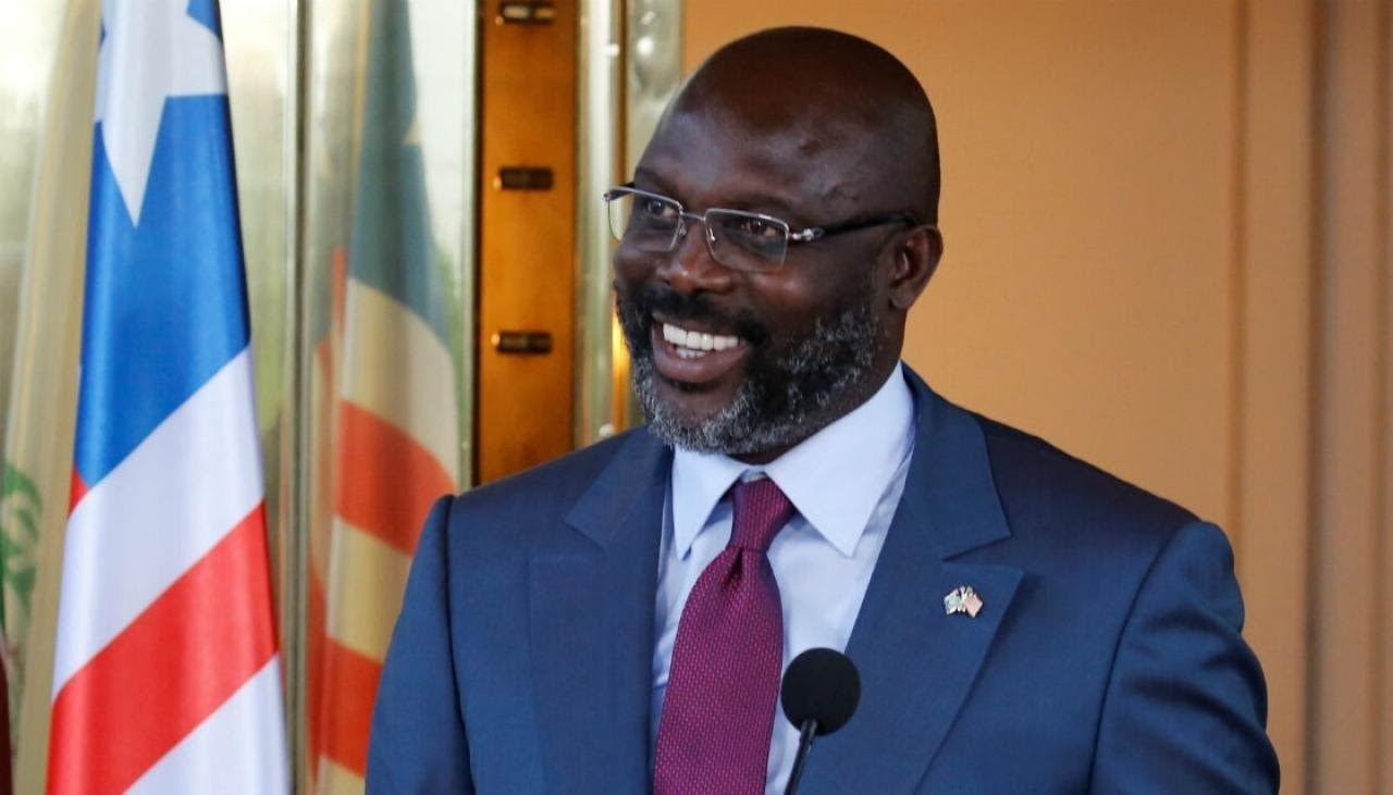 George Weah suspends Information Minister over ethnic slur