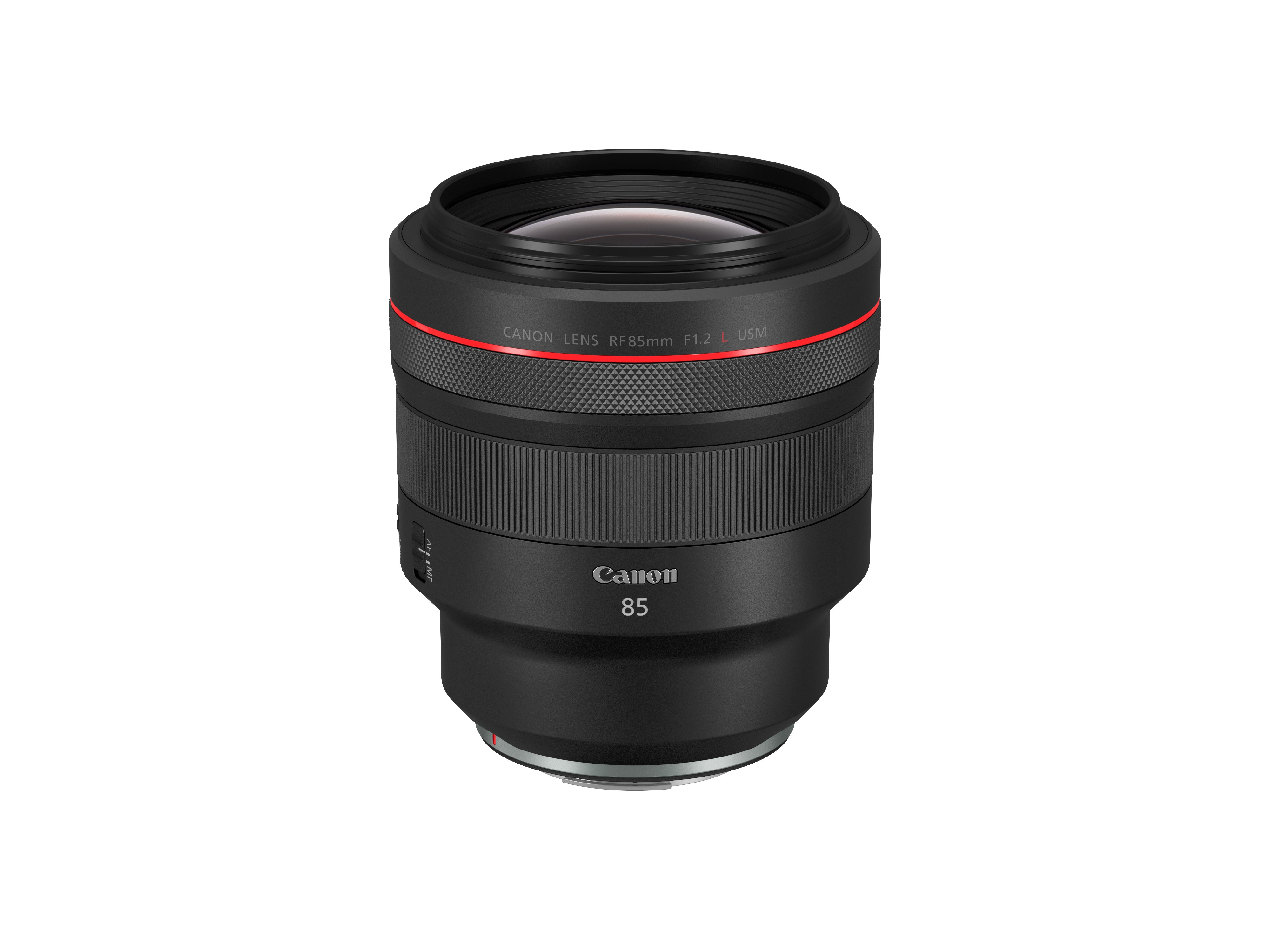 Canon launches RF 85mm F1.2L USM – offers Canon's highest resolution yet