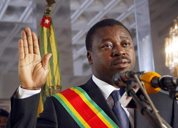 New Law: President Faure Eyadema entitled to rule Togo for 30 years