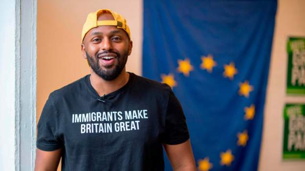 Somali immigrant, Majid, wins in European poll