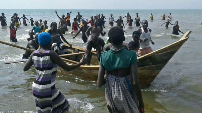 Uganda: Dozens feared dead as footballers boat capsizes on Lake Albert