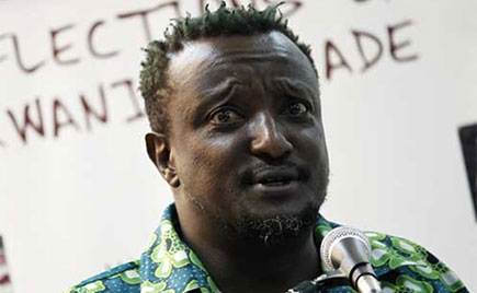 Kenyan writer, Kenneth Binyavanga Wainaina, is dead