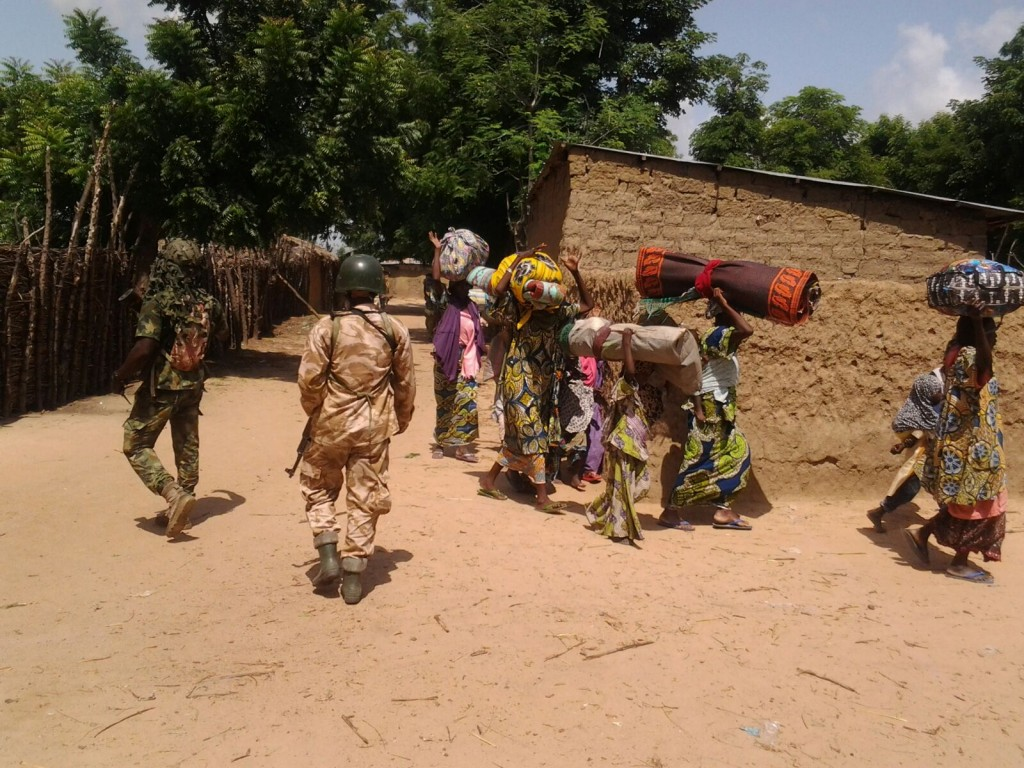 2.2 million Nigerians have been displaced by Boko Haram, says UN