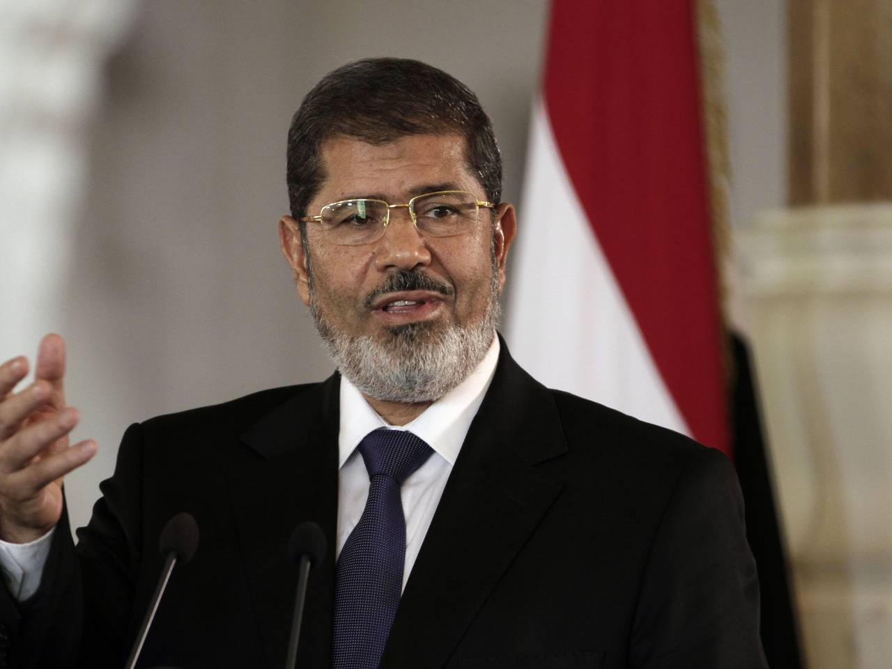 Morsi has been buried; how poor jail condition led to his death at 67