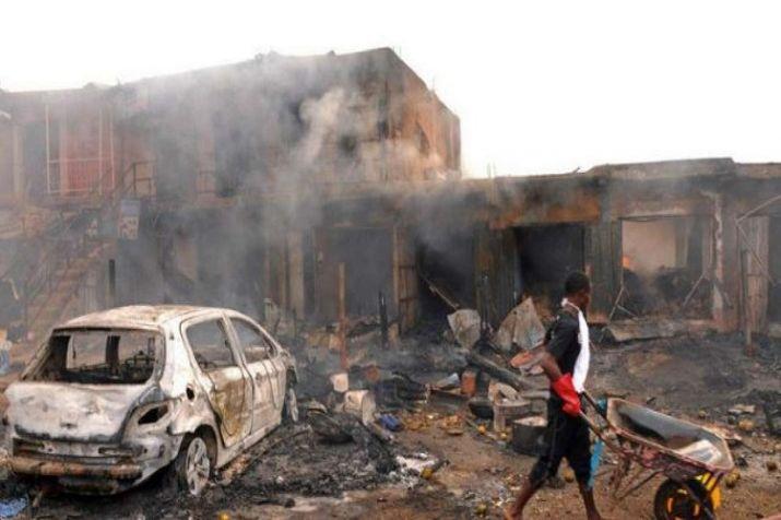 Bomb Attack in Borno's Mandariri kills 30, injures 42