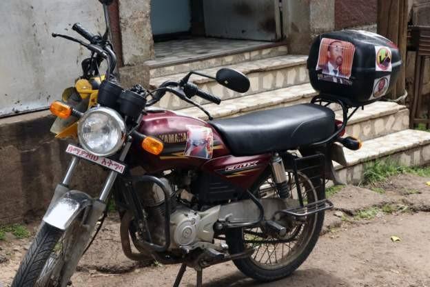 Ethiopia's capital 'bans' motorbikes