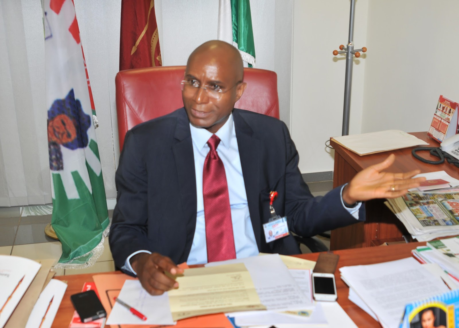 'Mace Thief' becomes DSP as Principal Officers emerge in Nigeria's NASS