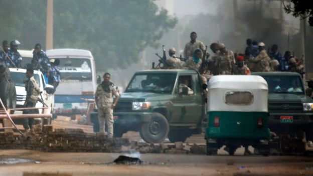 Sudan crisis: Official admits 46, not 100 died Tuesday in civil protests