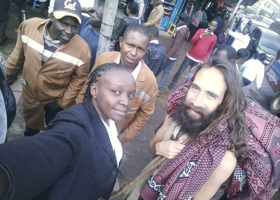 See the identity of man behind 'fake Jesus Christ' in Kenya
