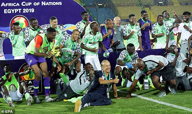 Afcon 2019: Nigeria pockets 3rd place, Algeria, Senegal square for Gold
