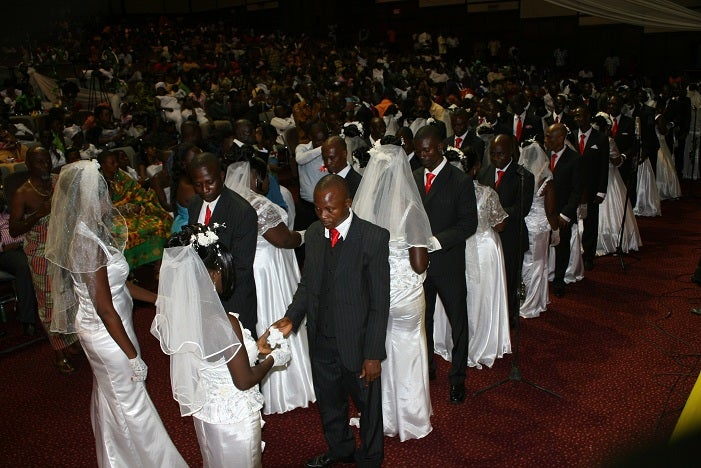 Weddings conducted by unlicensed Authorities are illegal—Nigerian govt