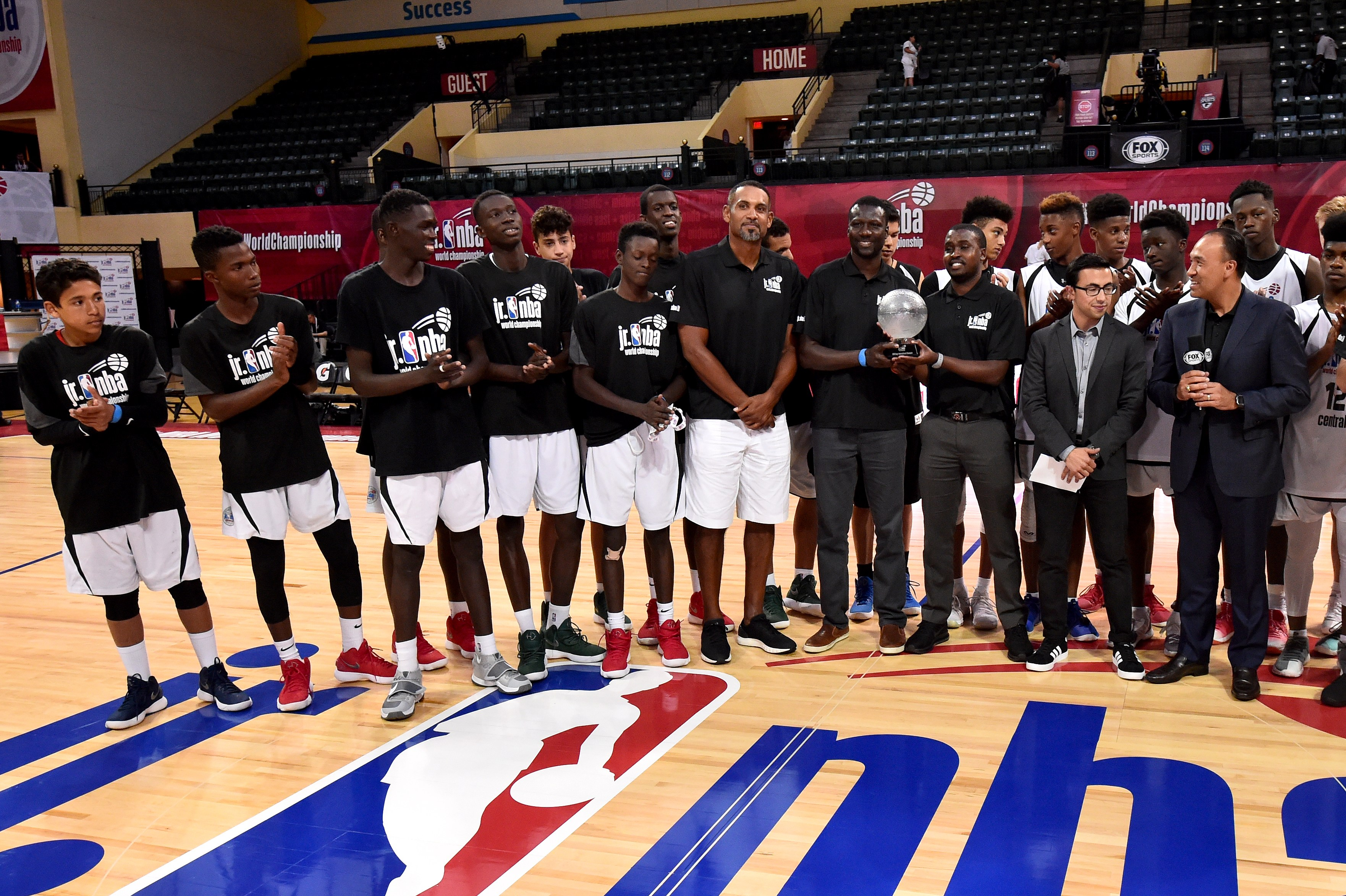 20 Players Make List as NBA Announces Roster for Global Championship