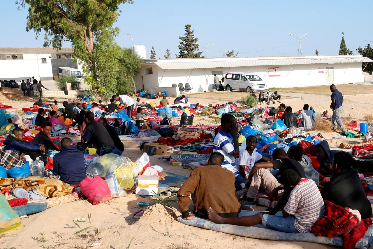 Libya to close Misrata, Tajoura and Khoms Detention Centres