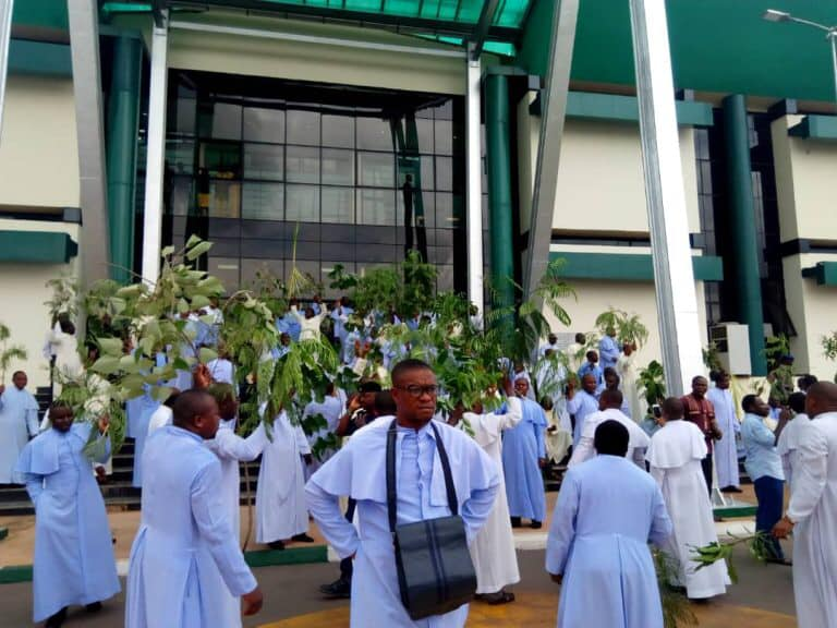Nigeria: Priests protest killing, harassment of colleagues by herdsmen