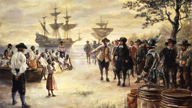 Slavery: US Marks 400th Anniversary of Arrival of First Africans