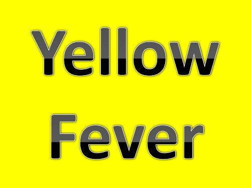 Disease Alert in Nigeria: Yellow Fever Outbreak in Northern States