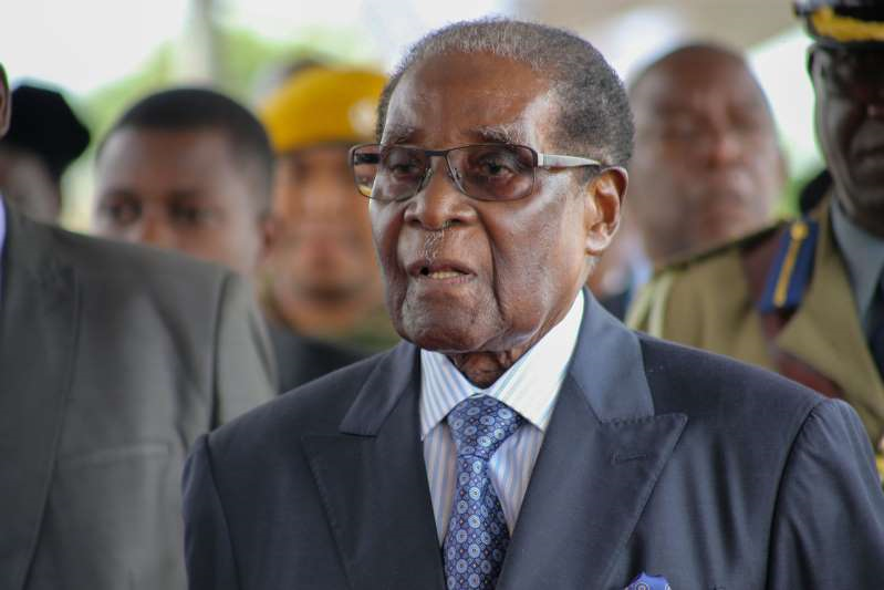 Robert Mugabe dies at 95, 2 years after forced out of office