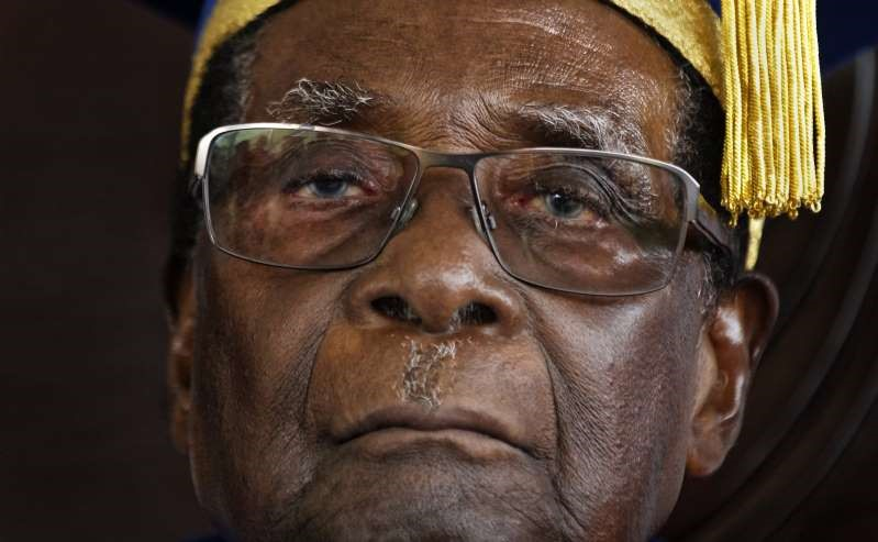 Robert Mugabe dies at 95, 2 years after forced out of power