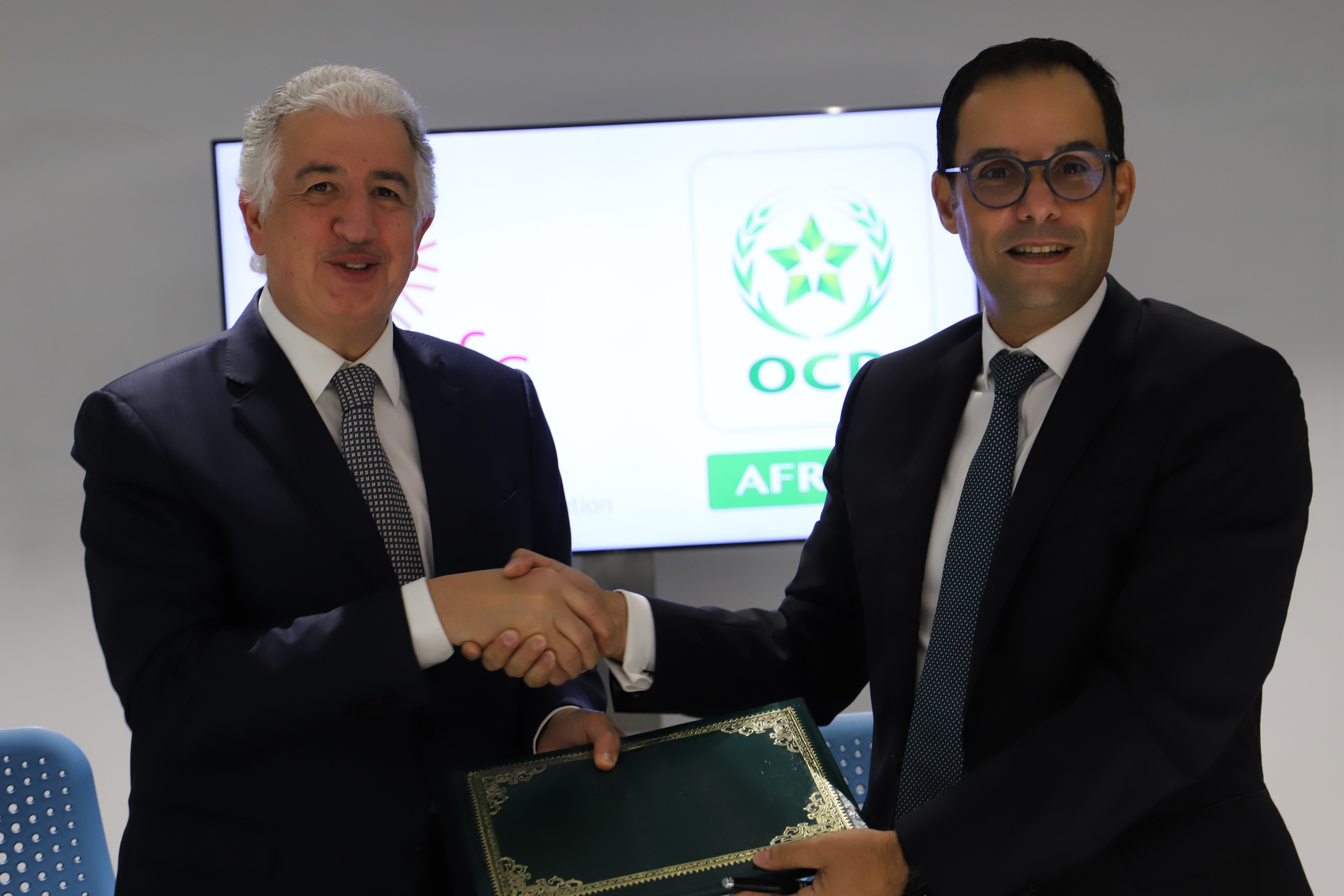 Islamic Finance Corporation, OCP Africa partner for agriculture financing