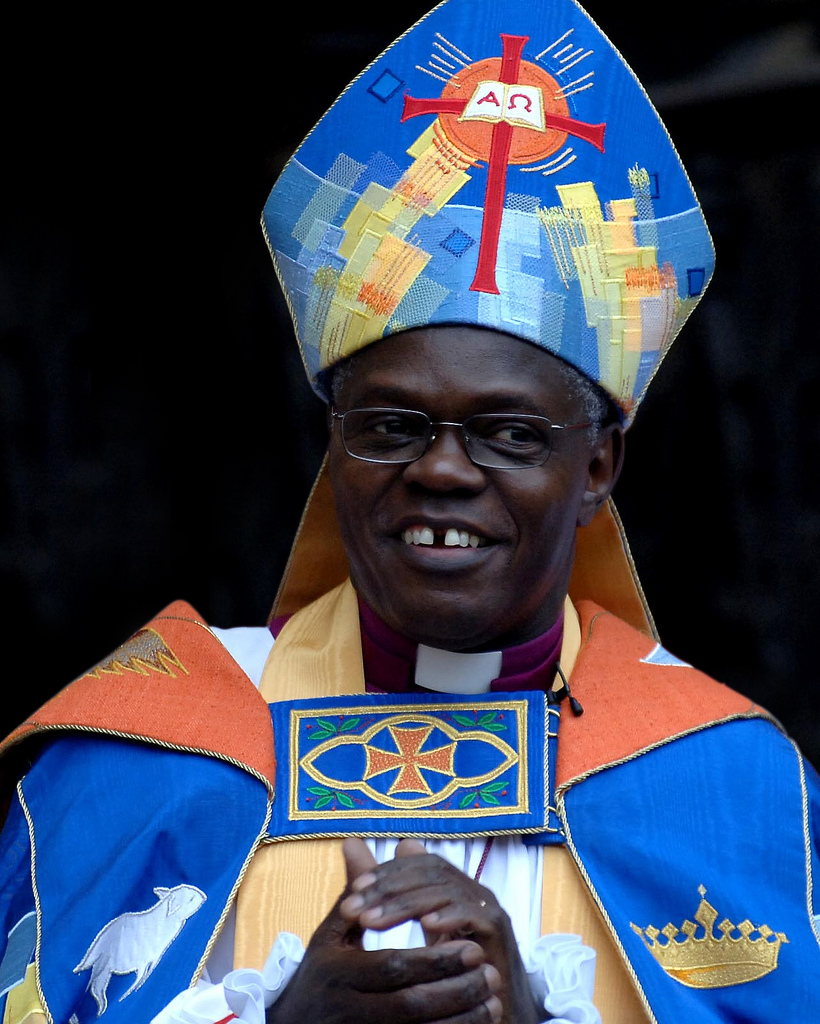 York Archbishop, Sentamu, warns of 'environmental genocide' in Nigeria