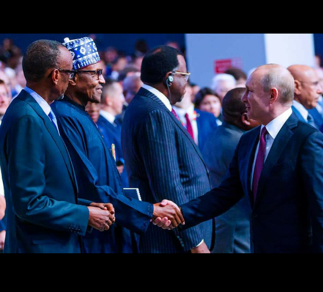 Behind Russia's renewed interest in Africa?