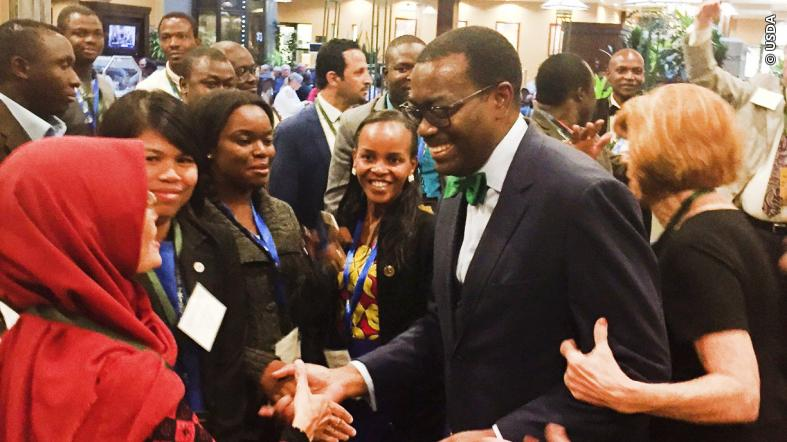 5 Nigerians, 5 others Granted Borlaug-Adesina Fellowship