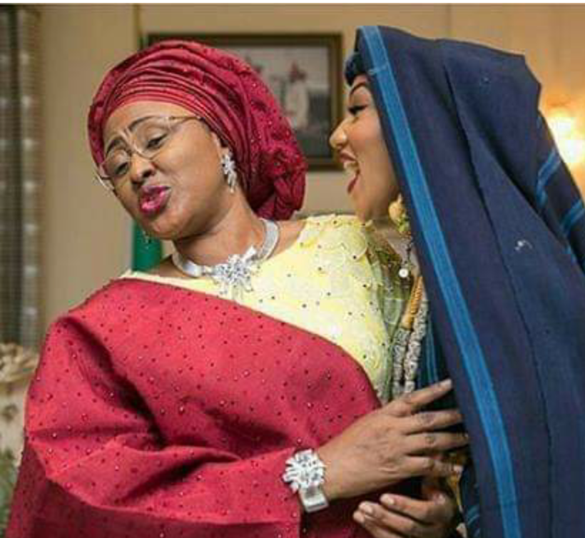 How Aisha's position on 'cabal' sparked Buhari's wedding rumour