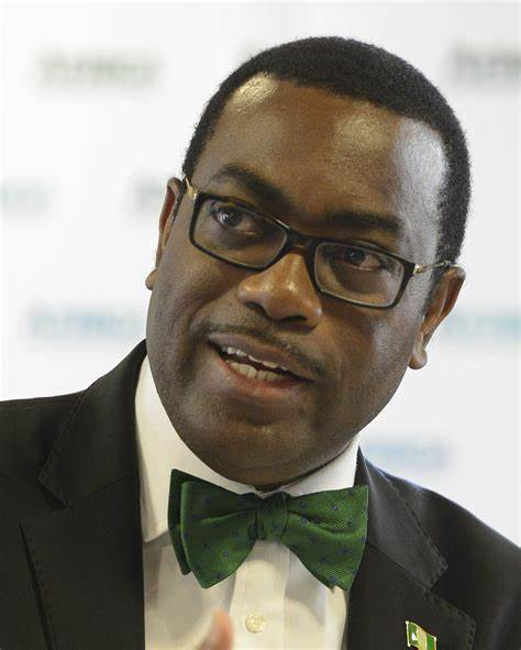 Nigeria Backs Adesina for Re-election as AfDB President