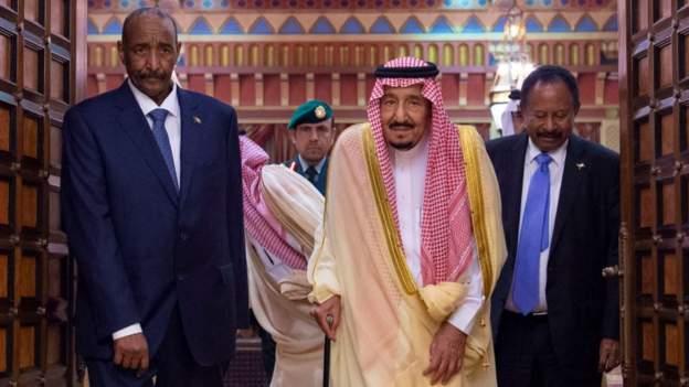 Saudi Arabia seeks Sudan's removal from US terror list