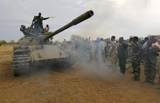 Peace on Sight as Sudan Govt. Signs Peace Agreement with Rebel Groups