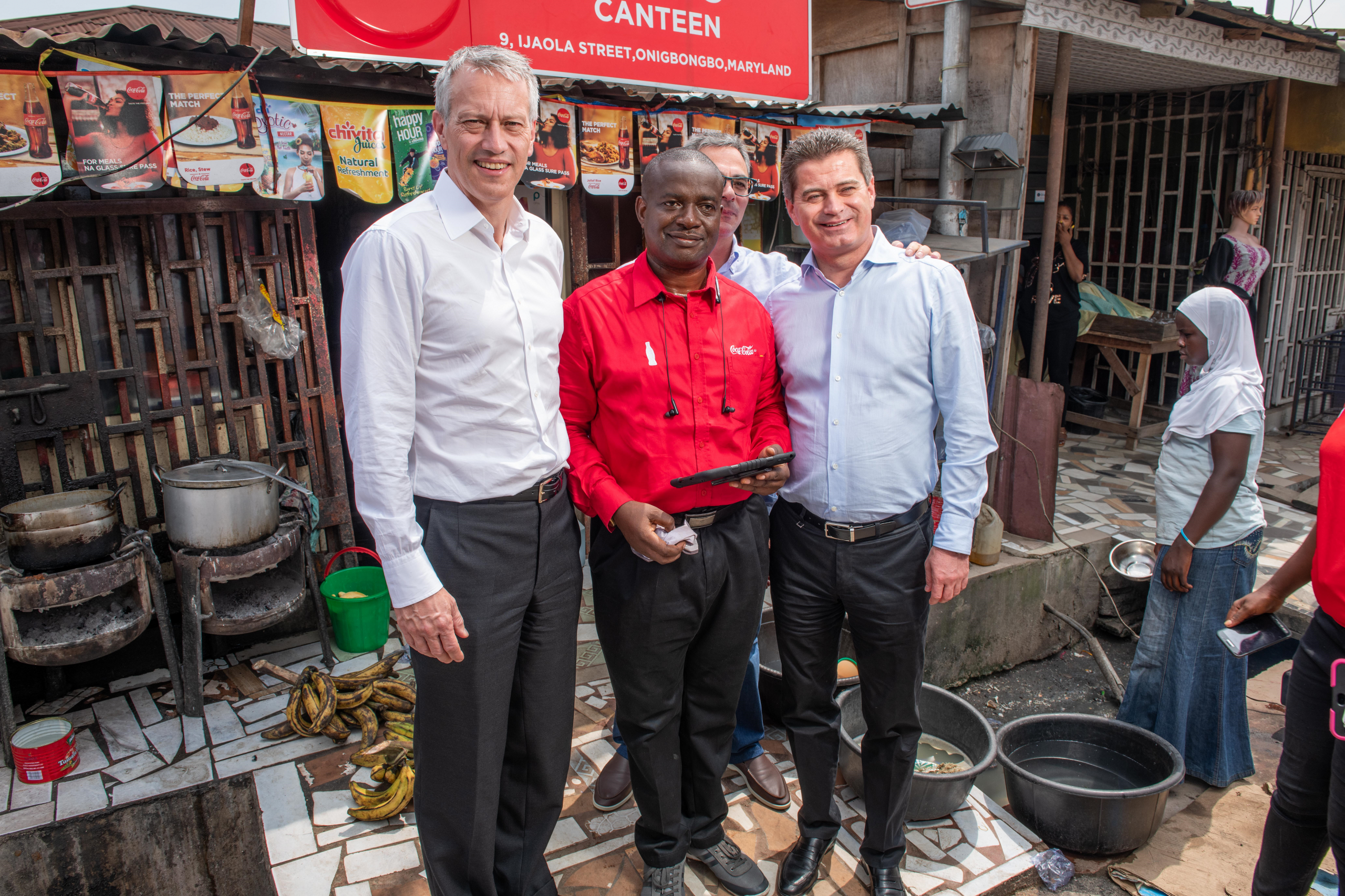 Africa will drive future growth of Coca-Cola Says CEO, James Quincey