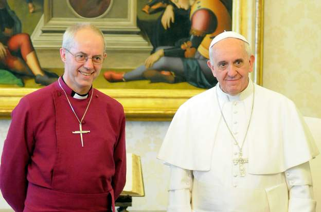 Pope Francis, Archbishop Welby plan visit to South Sudan