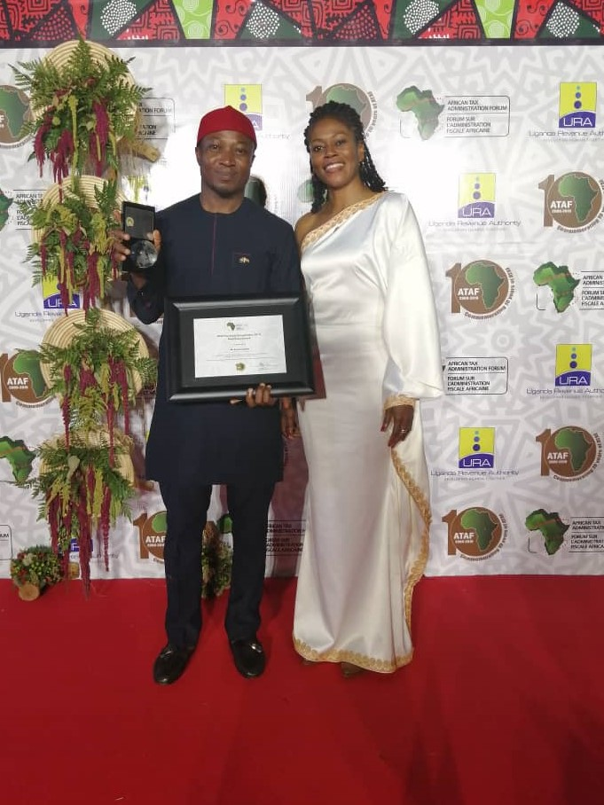 Nigerian, Eze, Wins Africa's Tax Writing Competition