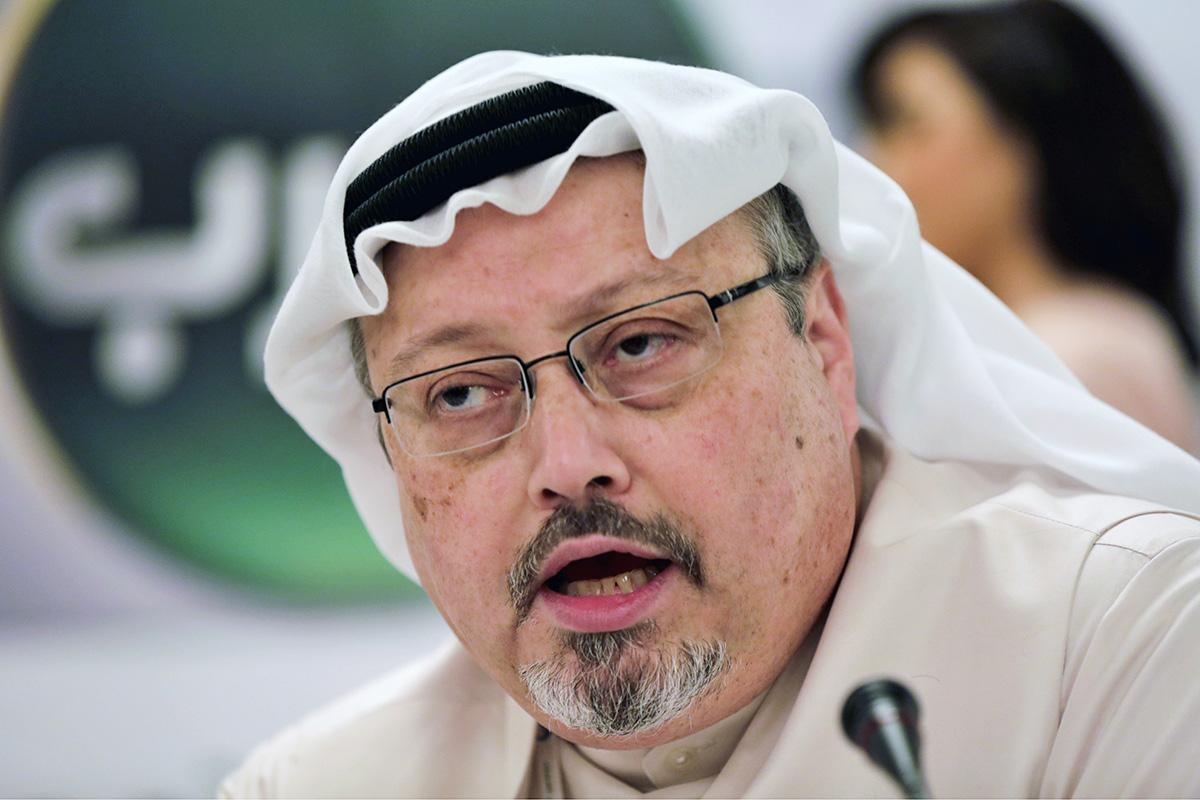 Five sentenced to death over murder of Jamal Khashoggi