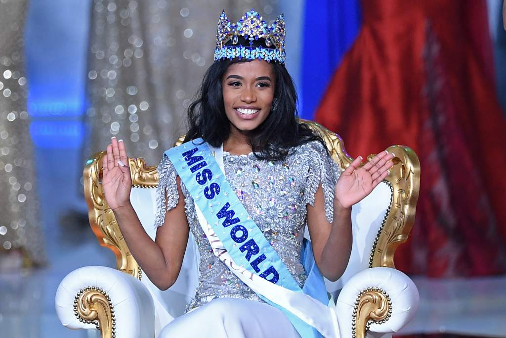 2019 Miss World, Singh, says good work more important than beauty
