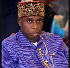 Nigerian Minister, Amaechi, attacked by Nigerians in Spain