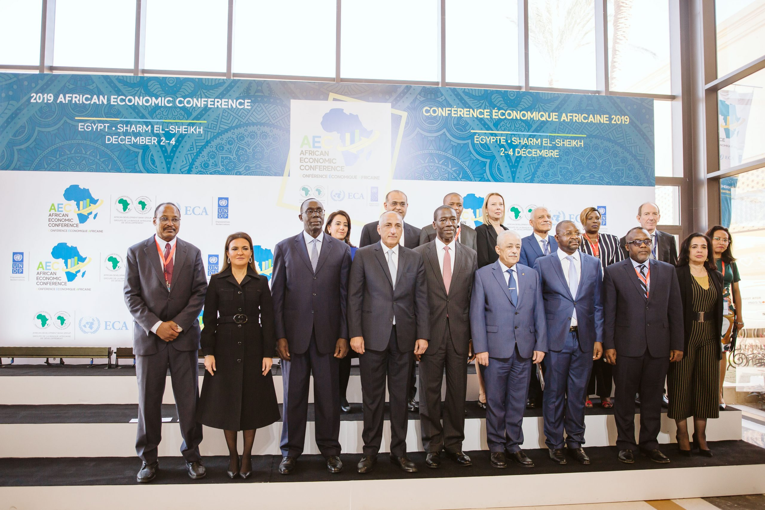 Youth Welfare Leads as 2019 African Economic Conference Opens in Egypt