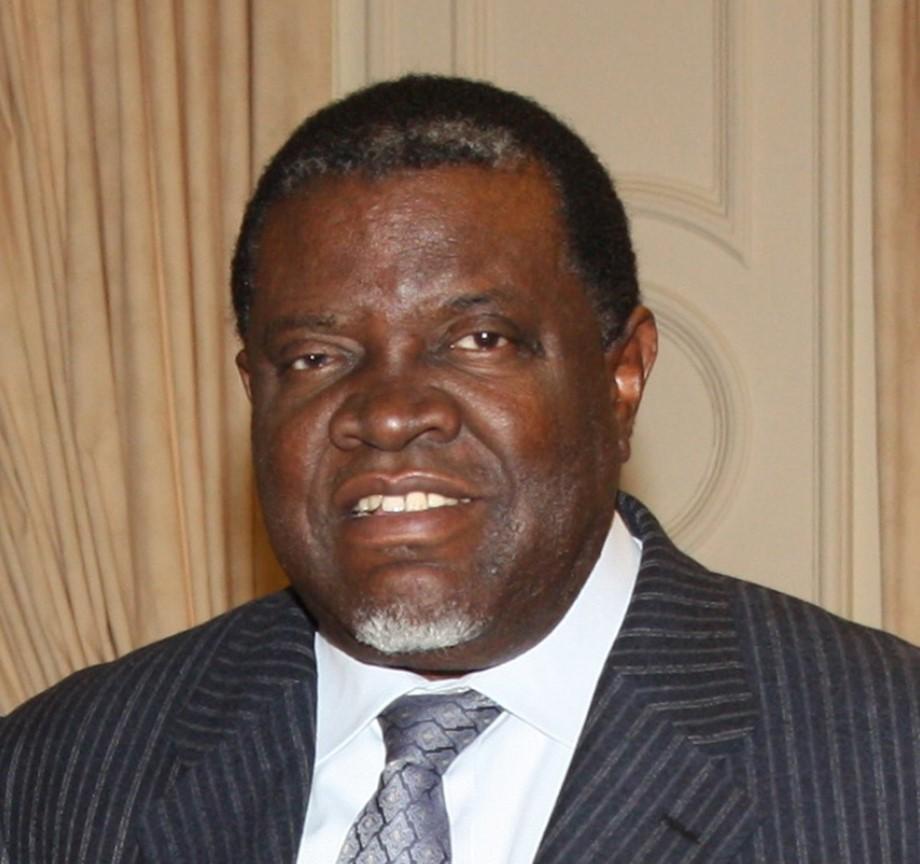 Namibia's President, Hage Geingob Slightly Wins Re-election