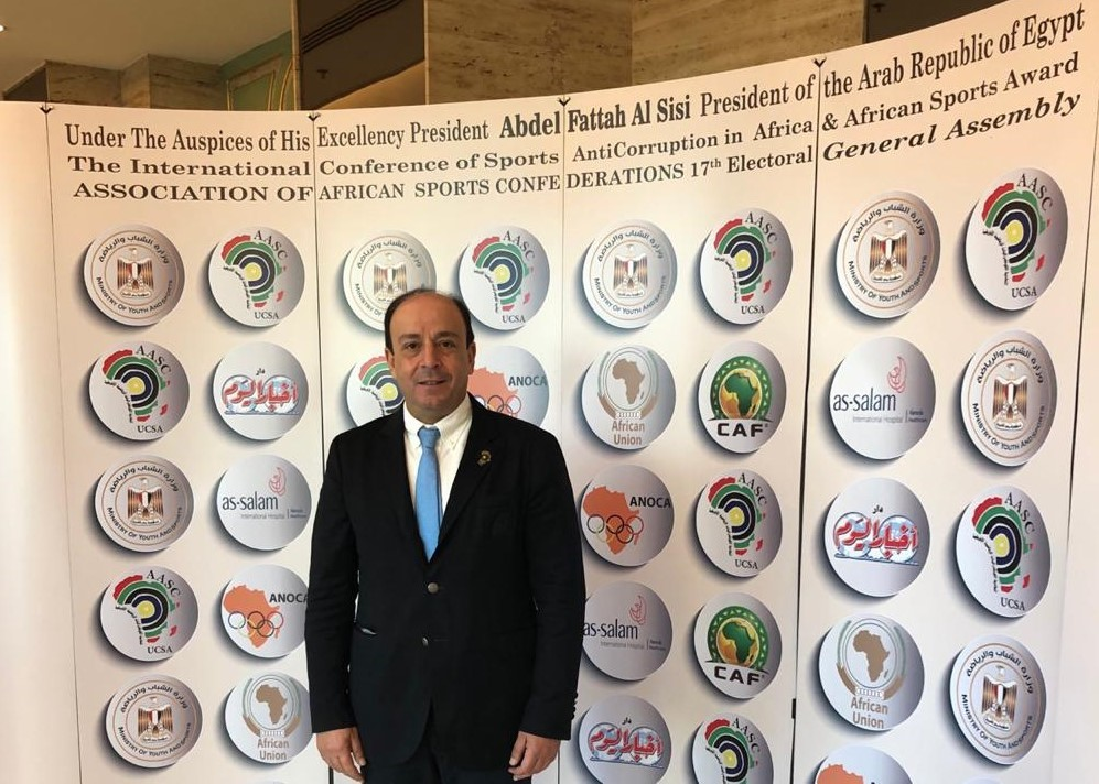 Rugby Africa President Khaled Babbou re-elected into AASC Board