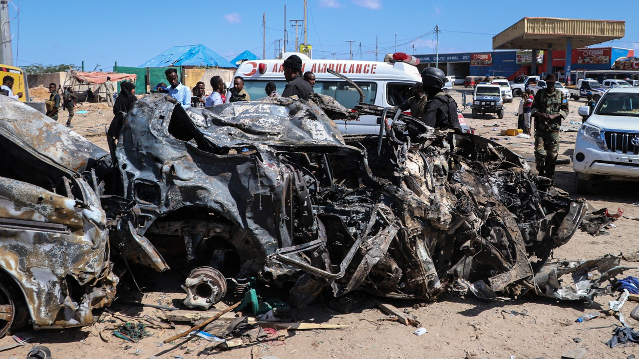 Al-Shabaab fingered in Somali blast, death toll higher than 80
