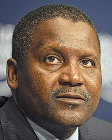 Dangote's Net worth grows by $4.3 billion, stands at $15 billion