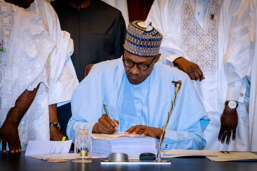 7.5% VAT becomes effective in Nigeria as Buhari Signs Finance Bill