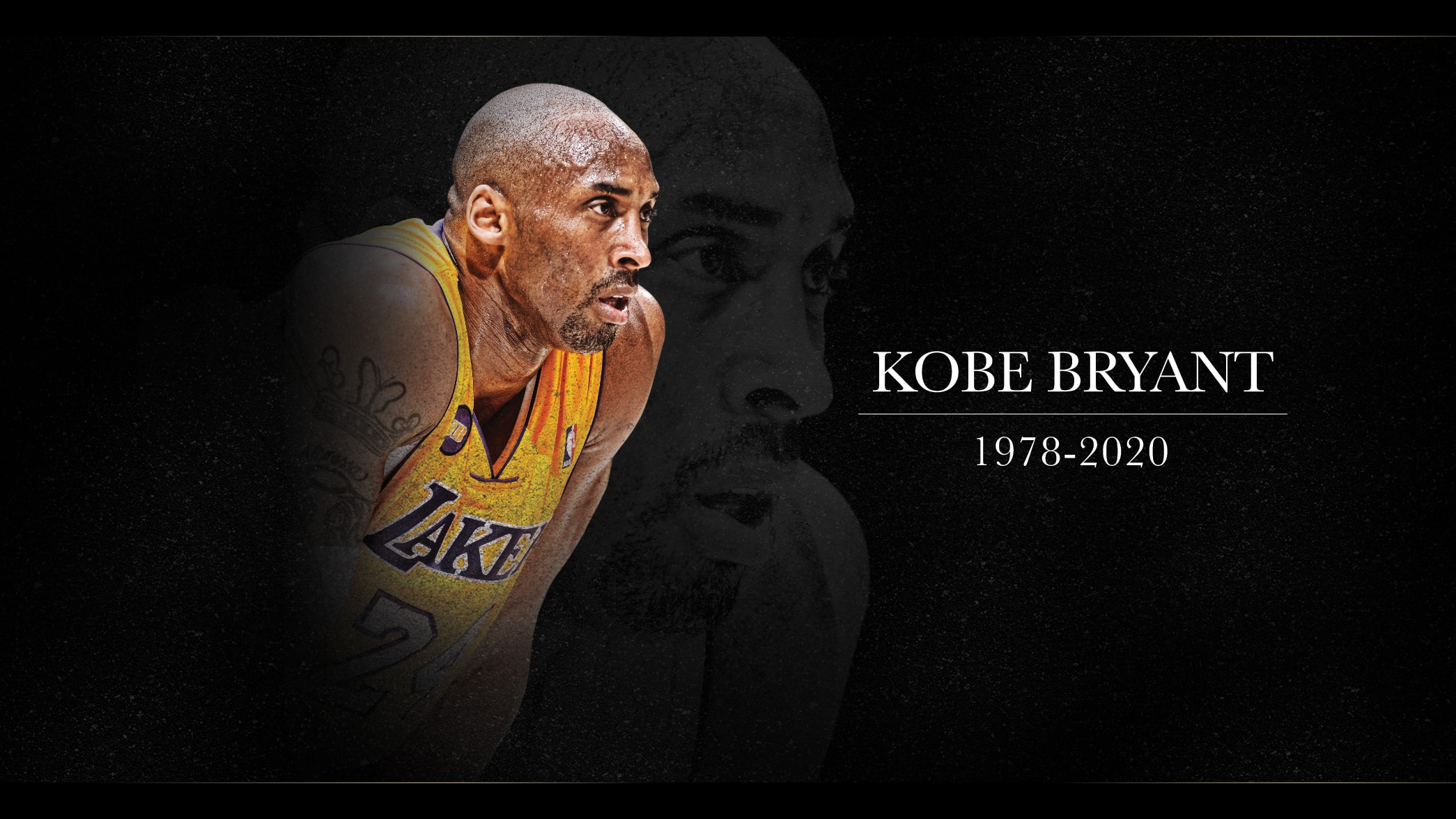 NBA Family Mourns Kobe: 'He was legendary, inspiring globally'
