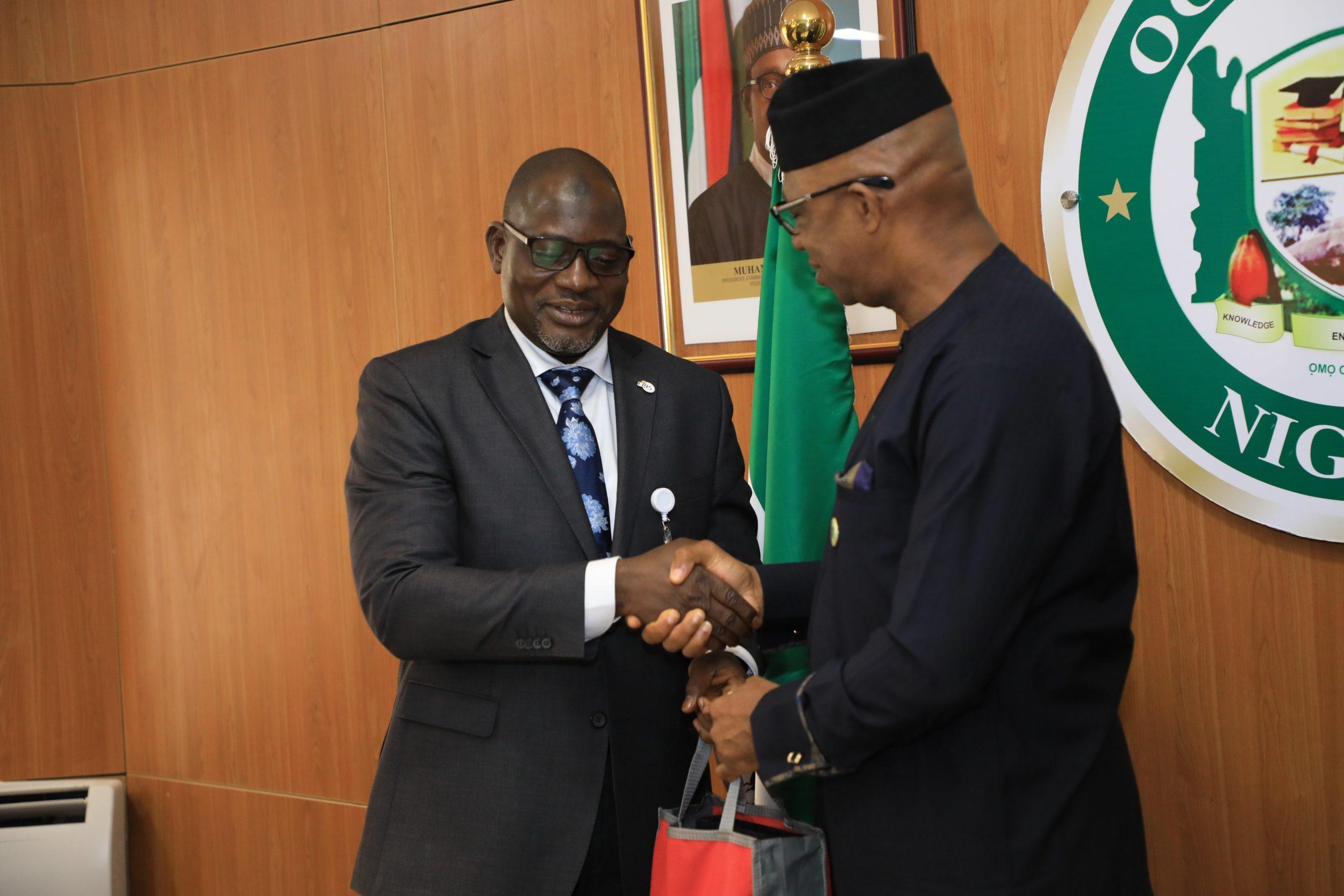 Revenue Collection: Nigeria's Taxman launches sensitisation