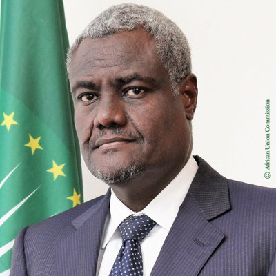 African Union Chief Sobers, Says US defunding WHO is regrettable