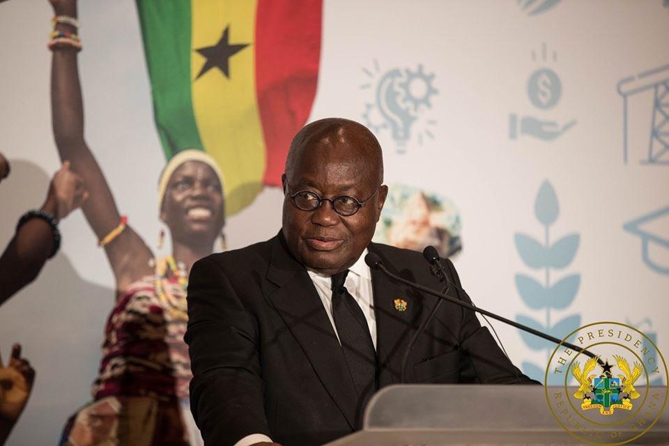 Akufo-Addo cites 'saving economy' as he lifts Ghana COVID-19 Lockdown