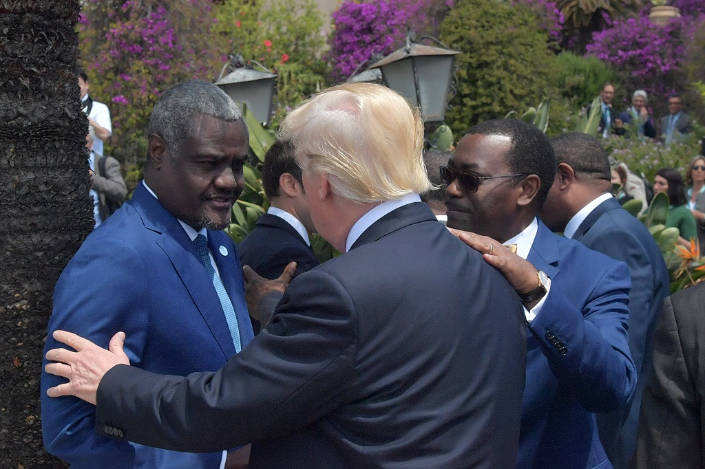 African Union Challenges President Trump Over Attack on China, WHO
