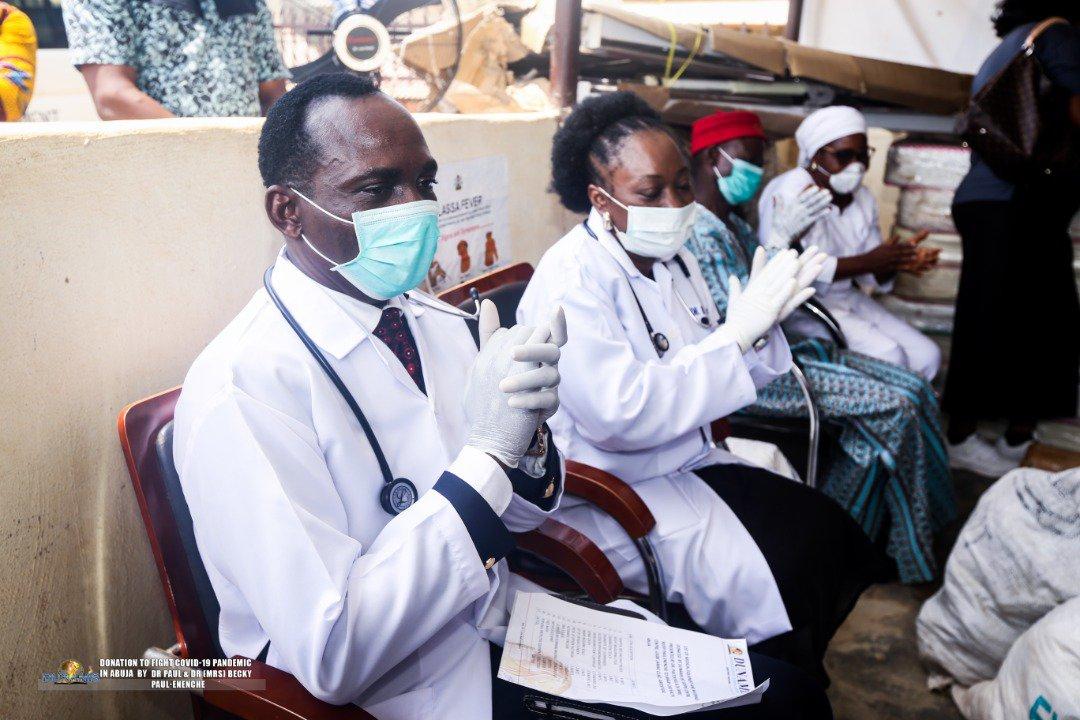 Nigeria: DUNAMIS Church denies N2 billion donation against COVID-19
