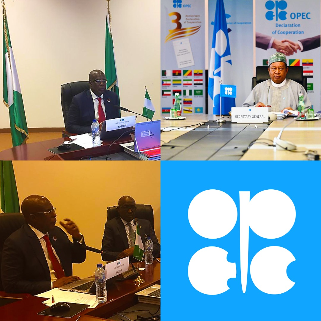 Oil Minister, Sylva, Says Nigeria Joining OPEC+ to Cut Production