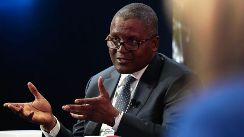 Dangote Intervenes in Kano, Provides Daily 1000 Lab Test with 54gene